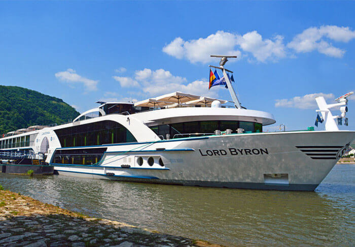 MS Lord Byron River Cruise Ships
