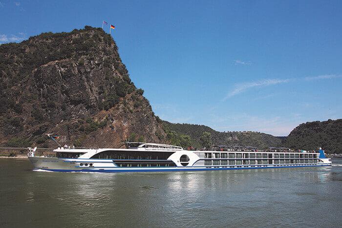 MS Robert Burns River Cruise Ships