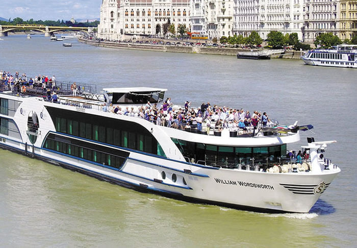 MS William Wordsworth River Cruise Ships