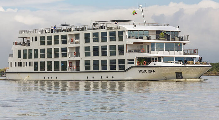 MS Scenic Aura River Cruise Ships
