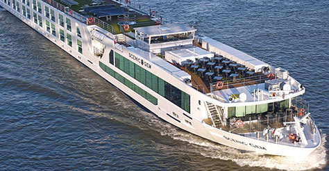 MS Scenic Gem River Cruise Ships