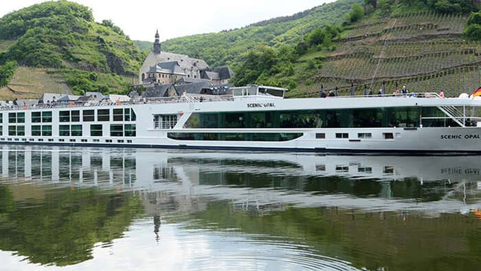 MS Scenic Opal River Cruise Ships