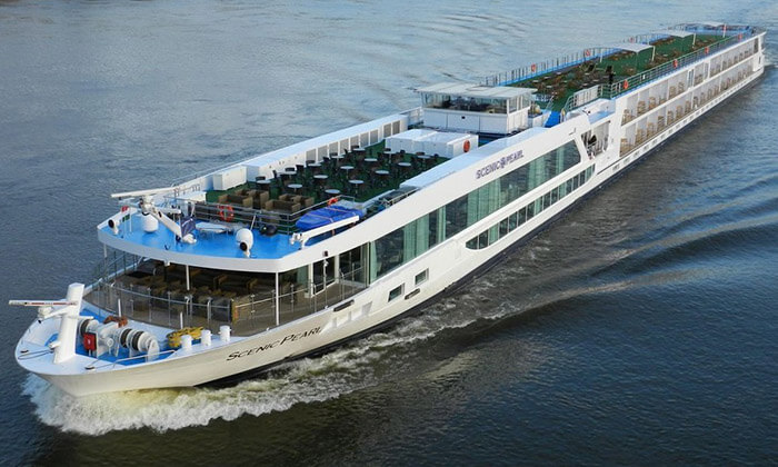 MS Scenic Pearl River Cruise Ships
