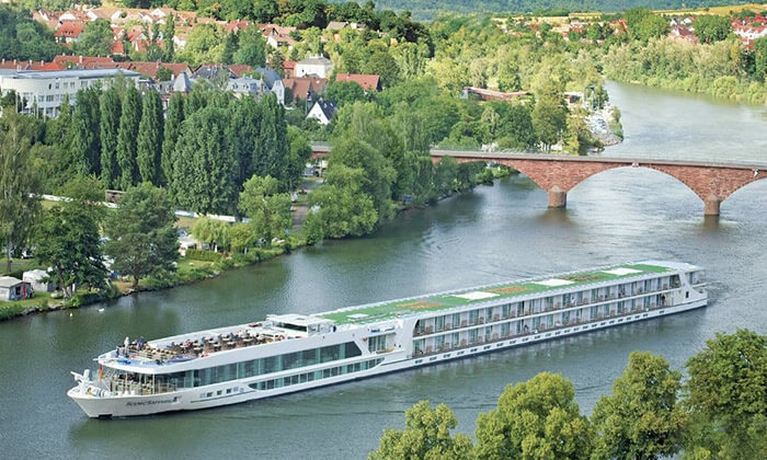 MS Scenic Sapphire River Cruise Ships