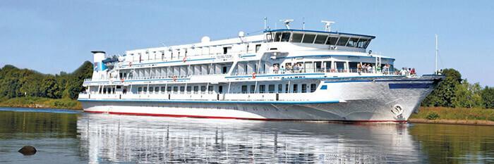 MS Scenic Tsar River Cruise Ships