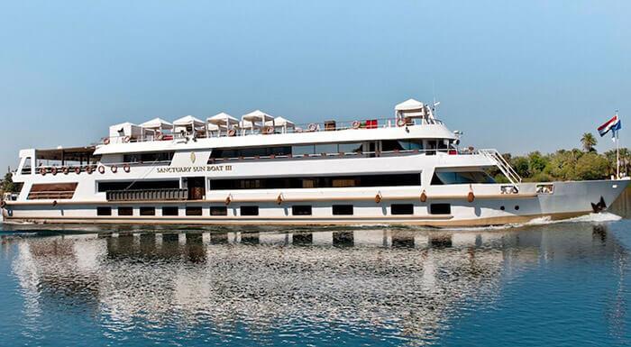 Sun Boat III River Cruise Ship