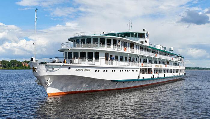 MS Volga Dream River Cruise Ships