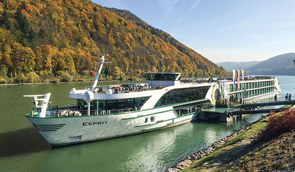 ms esprit river cruise ships