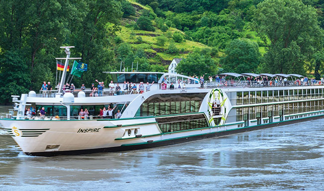 MS Inspire river cruise ships
