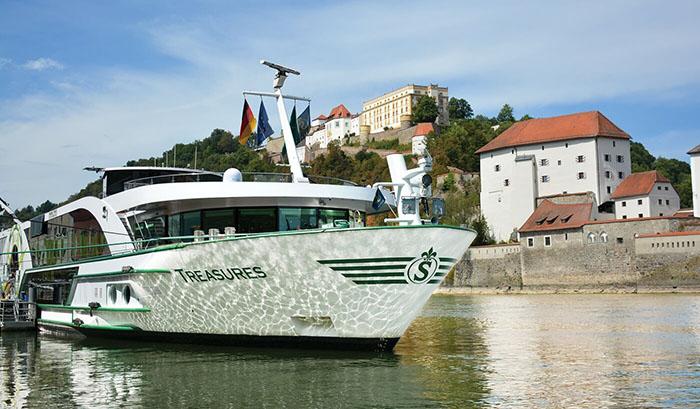 MS Treasures River Cruise Ships