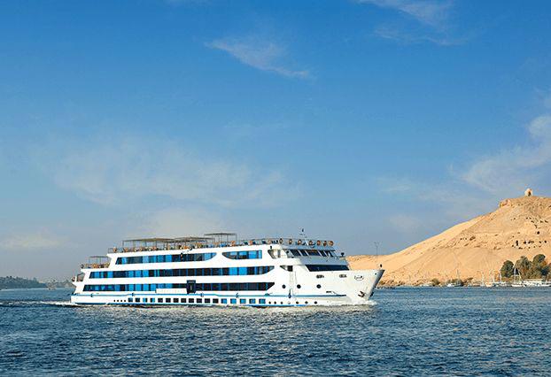Oberoi Zahra River Cruise Ships