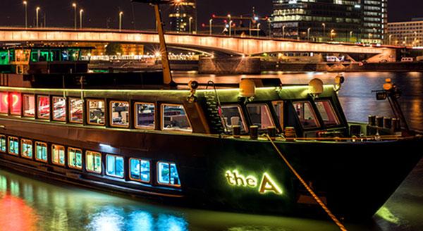 The A Ship River Cruise Ship
