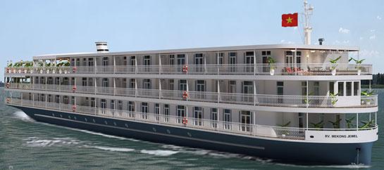 mekong jewel river cruise ships