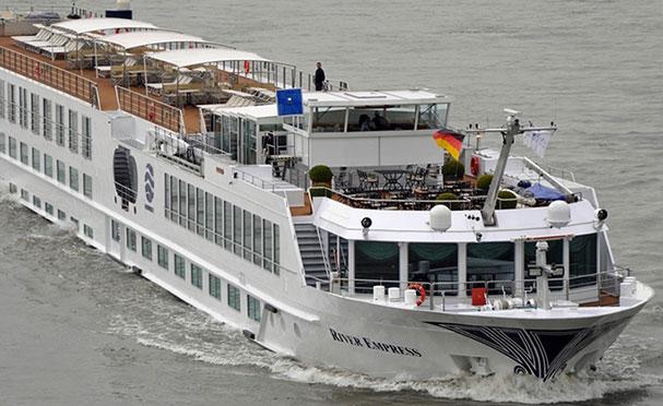 River Empress River Cruise Ship