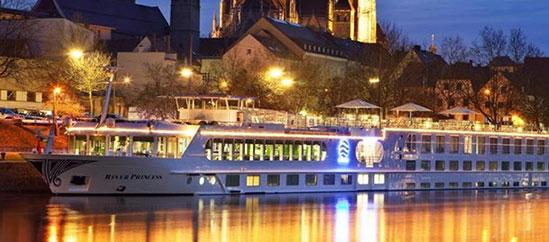 River Princess River Cruise Ship
