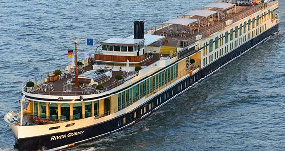 River Queen River Cruise Ship
