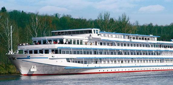 River Victoria River Cruise Ship