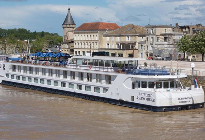 S.S. Bon Voyage River Cruise Ship