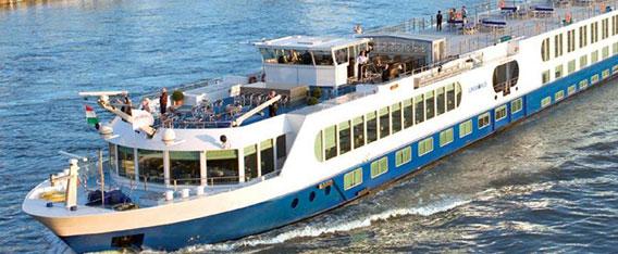S.S. La Venezia River Cruise Ship