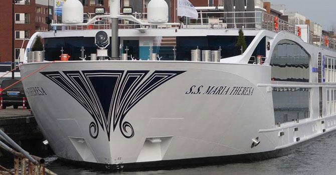 S.S. Maria Theresa River Cruise Ship