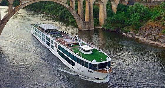 S.S. Sao Gabriel River Cruise Ship