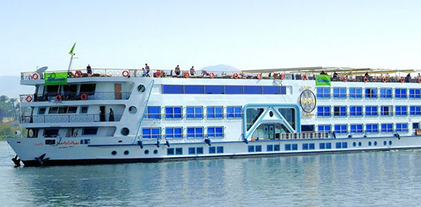 S.S. Sphinx River Cruise Ship