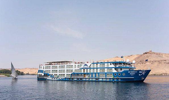 ms antares river cruise ships