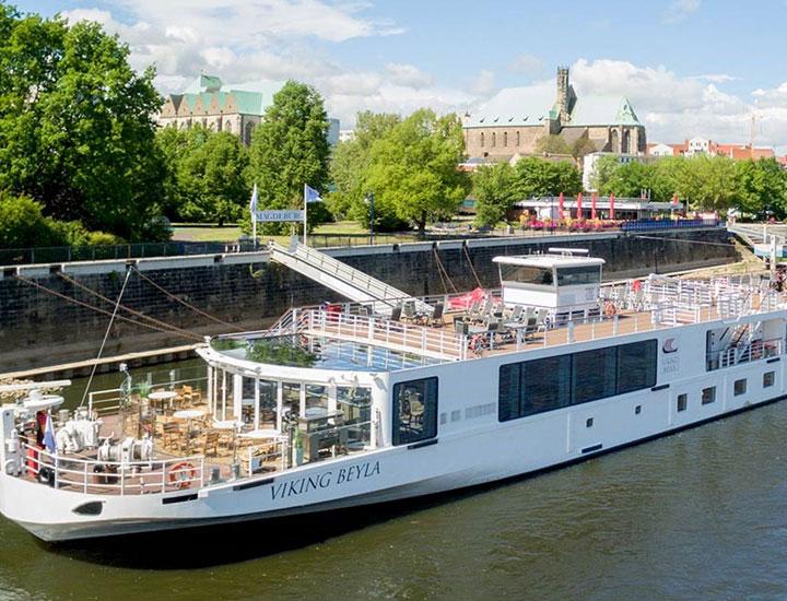 Viking Beyla River Cruise Ship