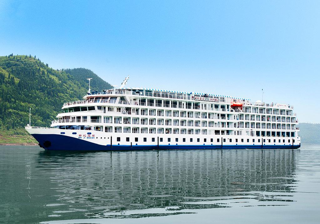 Viking Emerald River Cruise Ship