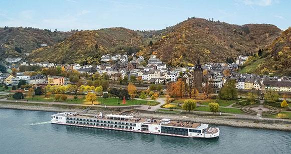 Viking Fjorgyn River Cruise Ship