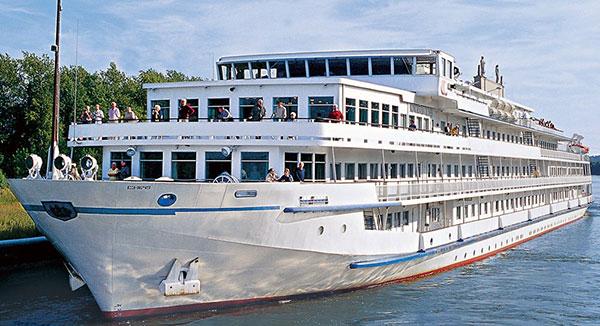 Viking Ingvar River Cruise Ship
