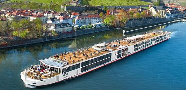 Viking Kari River Cruise Ship