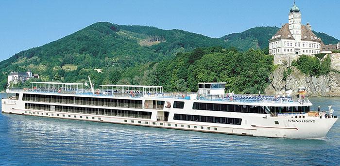 Viking Legend River Cruise Ship