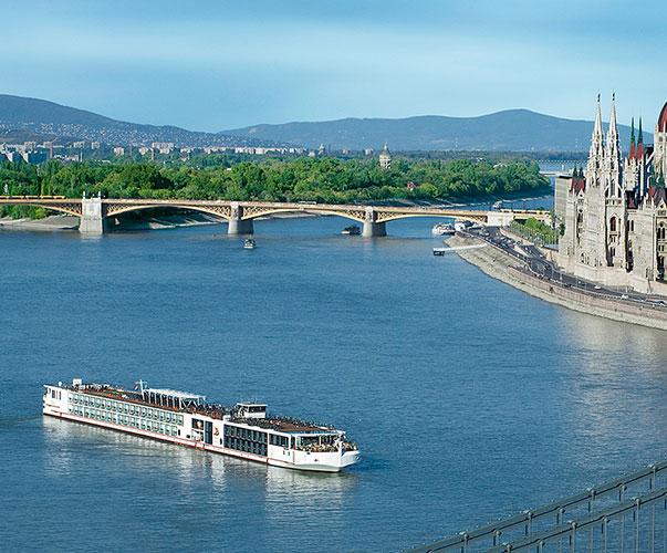 Viking Longship Atla River Cruise Ship