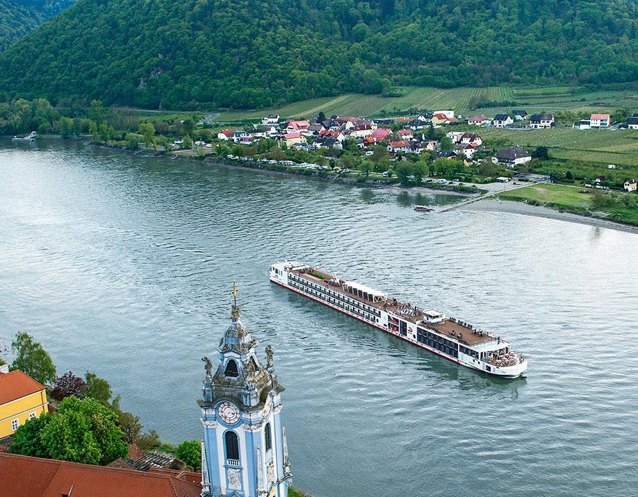 Viking Longship Bragi River Cruise Ship