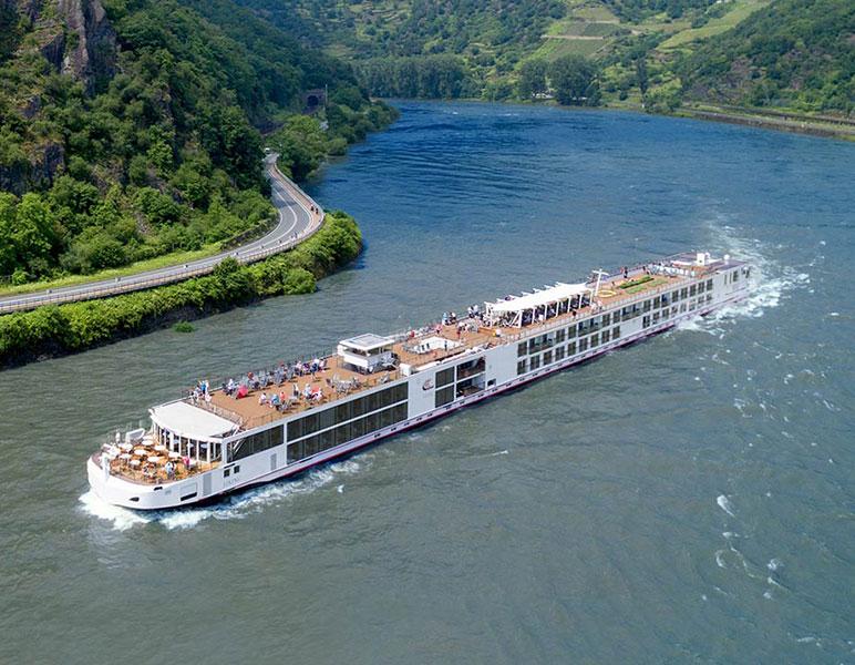 Viking Longship Delling River Cruise Ship