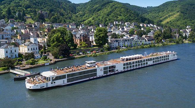 Viking Longship Egil River Cruise Ships