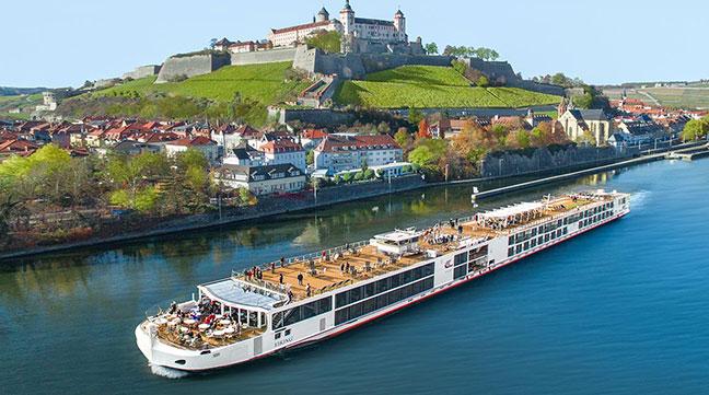 Viking Longship Einar River Cruise Ships