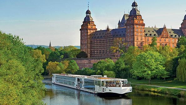 Viking Longship Eir River Cruise Ships
