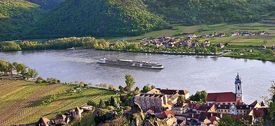 Viking Longship Embla River Cruise Ship