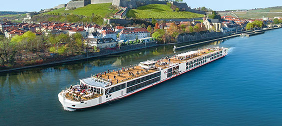 Viking Longship Hermod River Cruise Ship