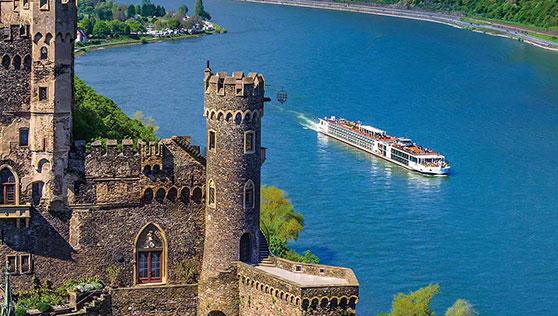 Viking Longship Hervor River Cruise Ship