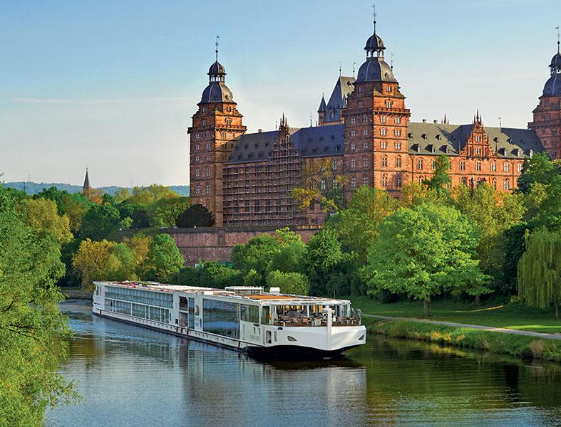 Viking Longship Ingvi River Cruise Ship