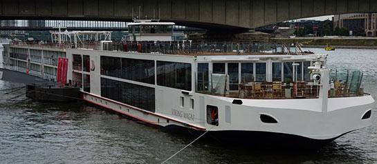 Viking Longship Magni River Cruise Ship