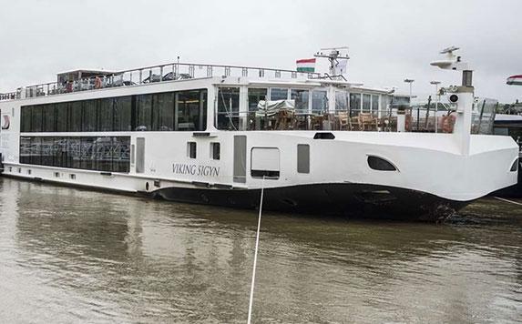 Viking Longship Sigyn River Cruise Ship