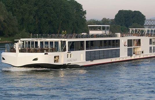 Viking Longship Tialfi River Cruise Ship
