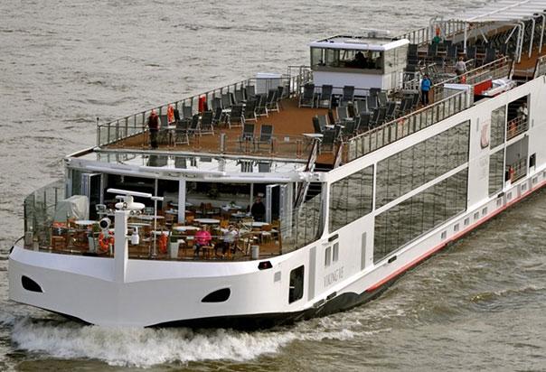 Viking Longship Ve River Cruise Ship