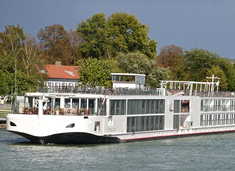 Viking Longship Vili River Cruise Ship