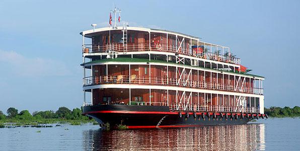 Viking Mekong River Cruise Ship