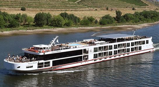Viking Osfrid River Cruise Ship